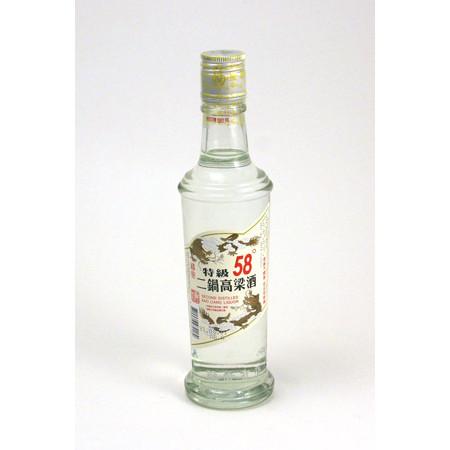福星特級二鍋高梁酒 58度 0.3升