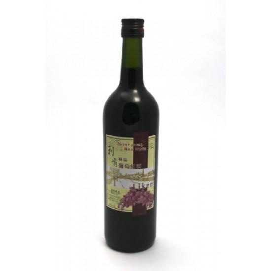 利肯極品葡萄紅酒 8%
