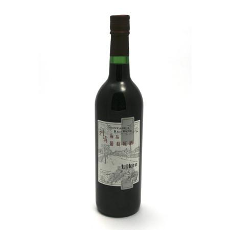 利肯極品葡萄紅酒 12%